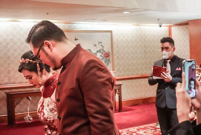 Engagement of ABEL & JACQUELINE by Shangri-La Hotel, Surabaya - 004
