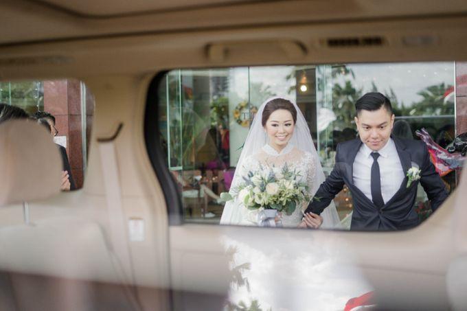 Wedding Day of Daniel & Jennie by Écru Pictures - 005