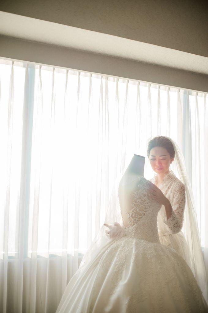 Wedding Day of Daniel & Jennie by Écru Pictures - 036