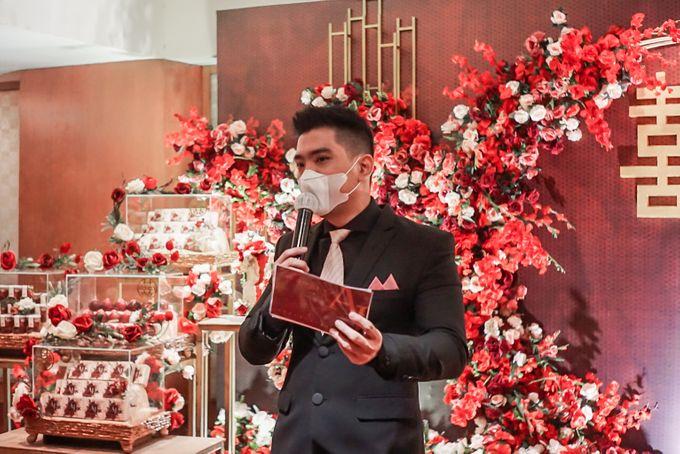 Engagement of ABEL & JACQUELINE by Shangri-La Hotel, Surabaya - 002