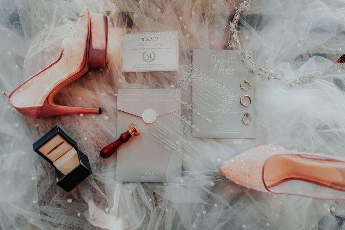 The Wedding of Vincent & Jovia by Memoira Studio - 002