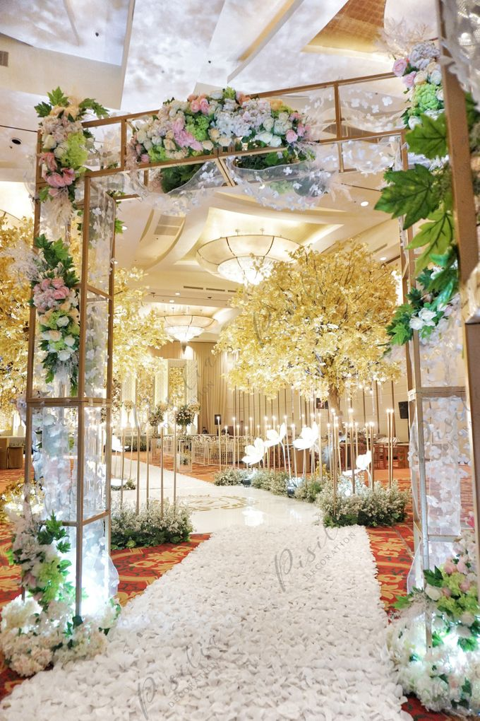 Ritz Carlton Pacific Place, 3 Aug '19 by Pisilia Wedding Decoration - 003