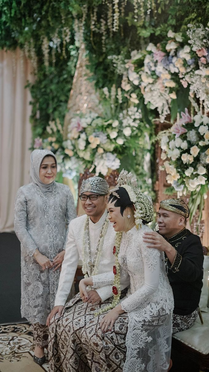 Saskia & Pungki by Simple Wedding Organizer - 023