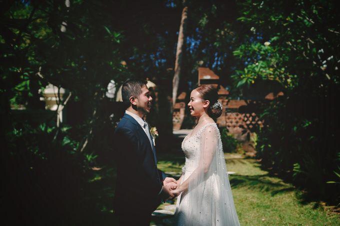 Dicky & Chelsea Wedding Day by Vivi Valencia - 033