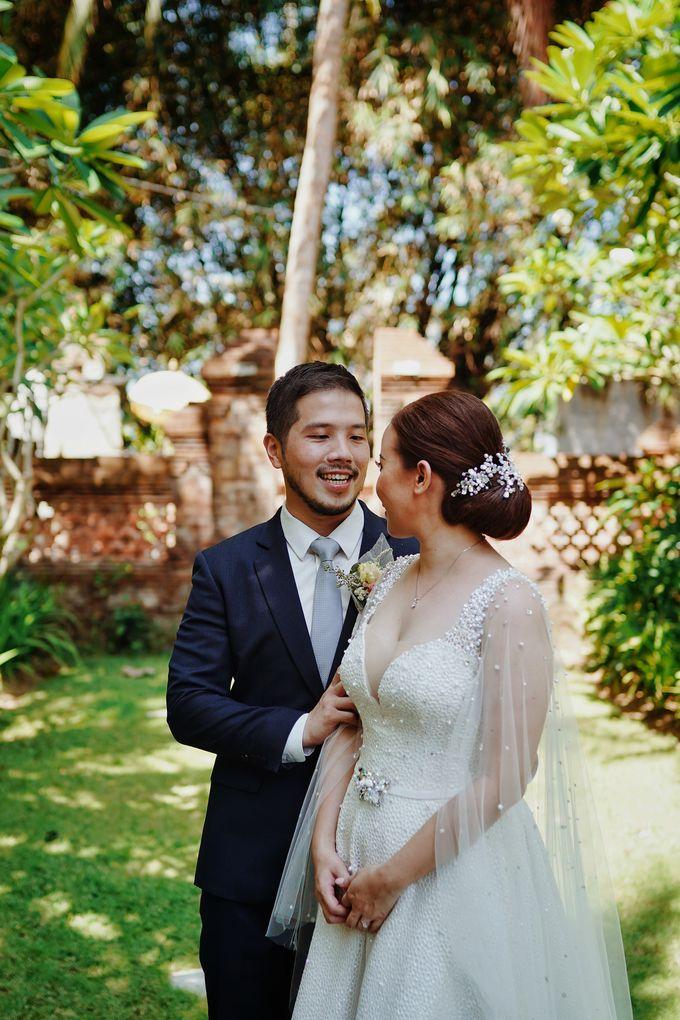 Dicky & Chelsea Wedding Day by Vivi Valencia - 035