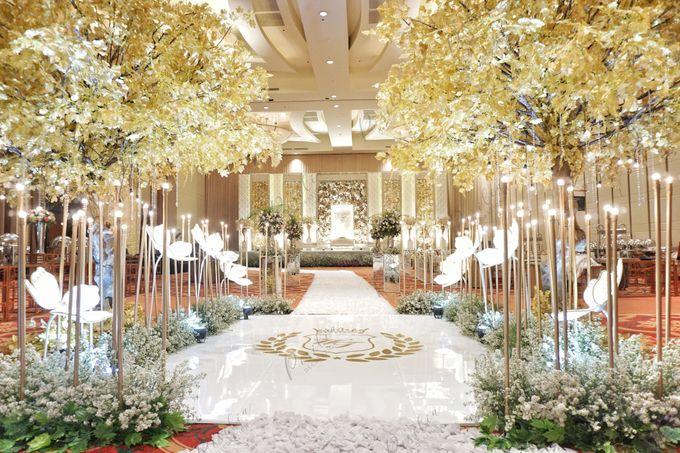 Ritz Carlton Pacific Place, 3 Aug '19 by Pisilia Wedding Decoration - 006