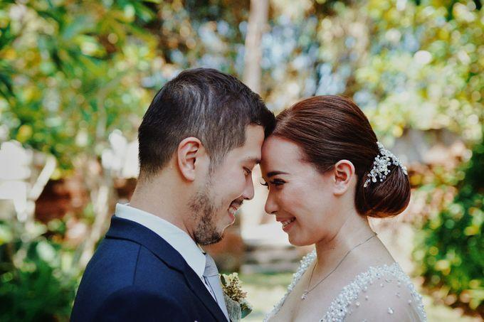 Dicky & Chelsea Wedding Day by Vivi Valencia - 036