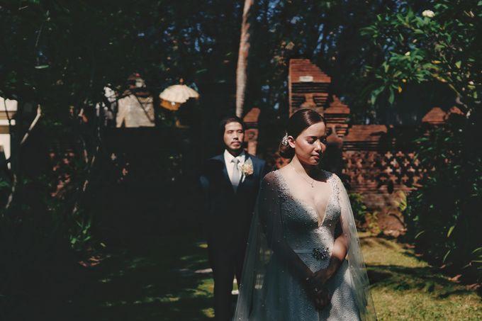 Dicky & Chelsea Wedding Day by Vivi Valencia - 034