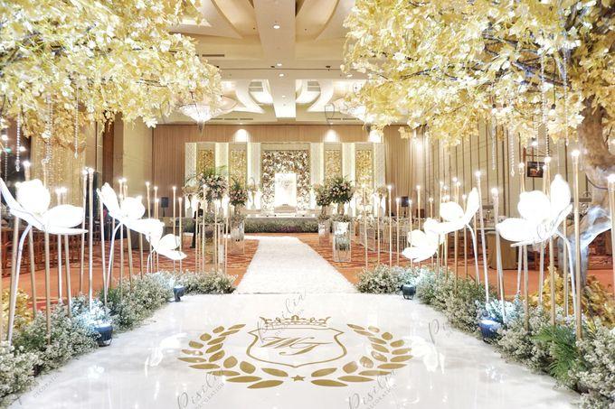 Ritz Carlton Pacific Place, 3 Aug '19 by Pisilia Wedding Decoration - 008
