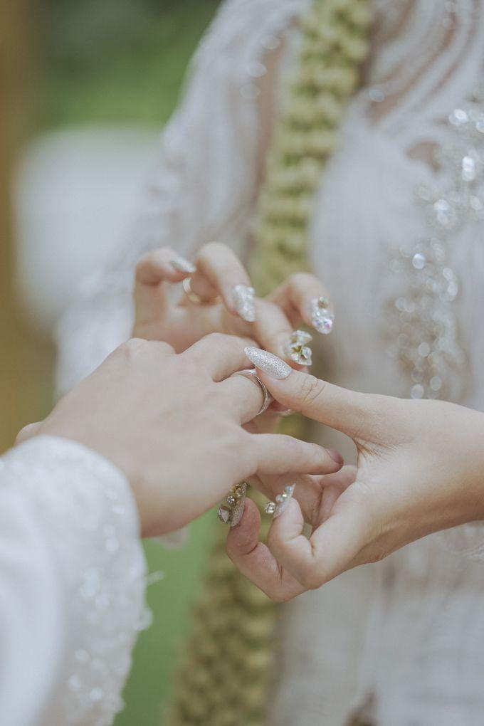 Wedding Allysha & Rachman by UK International Jakarta - 005