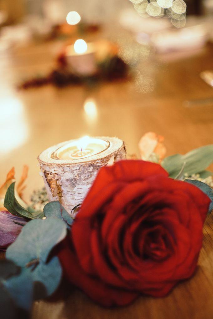Boho Autumn Wedding by Eufloria - 021