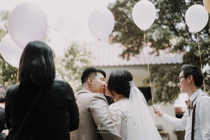 Wedding of Edo & Heidy by Lumilo Photography - 006