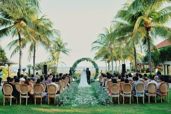 Dicky & Chelsea Wedding Day by Vivi Valencia - 037