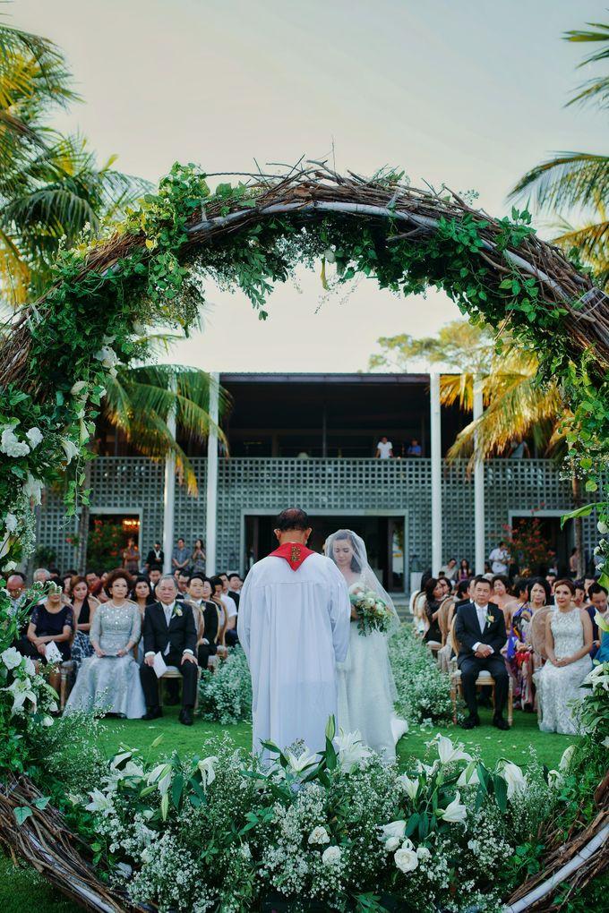 Dicky & Chelsea Wedding Day by Vivi Valencia - 040