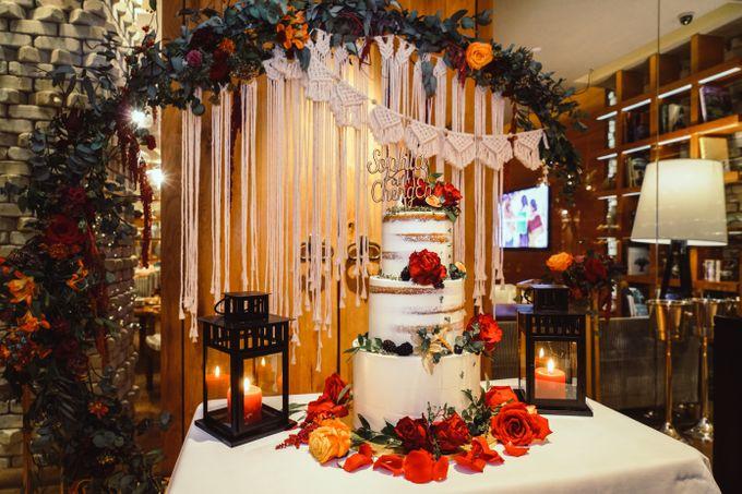 Boho Autumn Wedding by Eufloria - 022