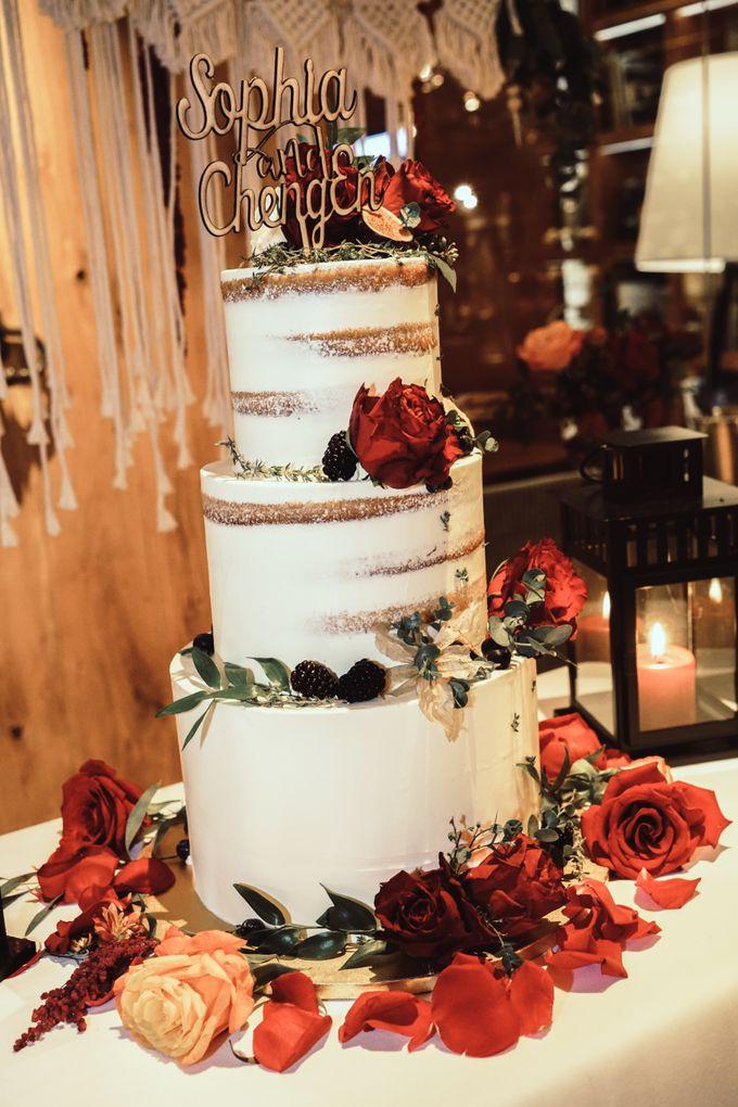 Boho Autumn Wedding by Eufloria - 024