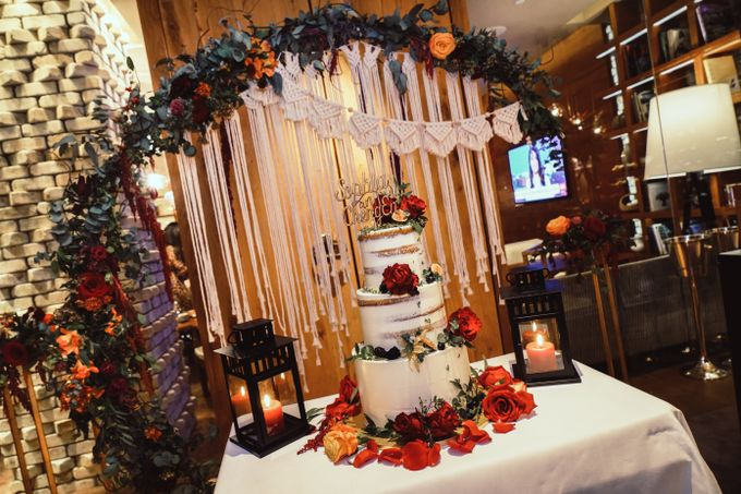 Boho Autumn Wedding by Eufloria - 023