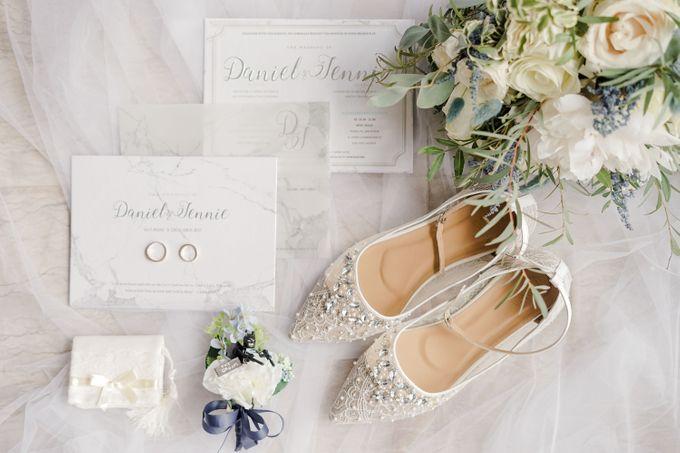 Wedding Day of Daniel & Jennie by Écru Pictures - 004