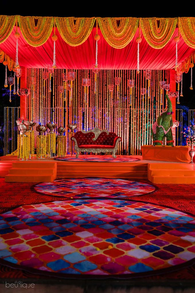 NIDHI WeDDING by Nuptials by Priyanka Pandey - 003