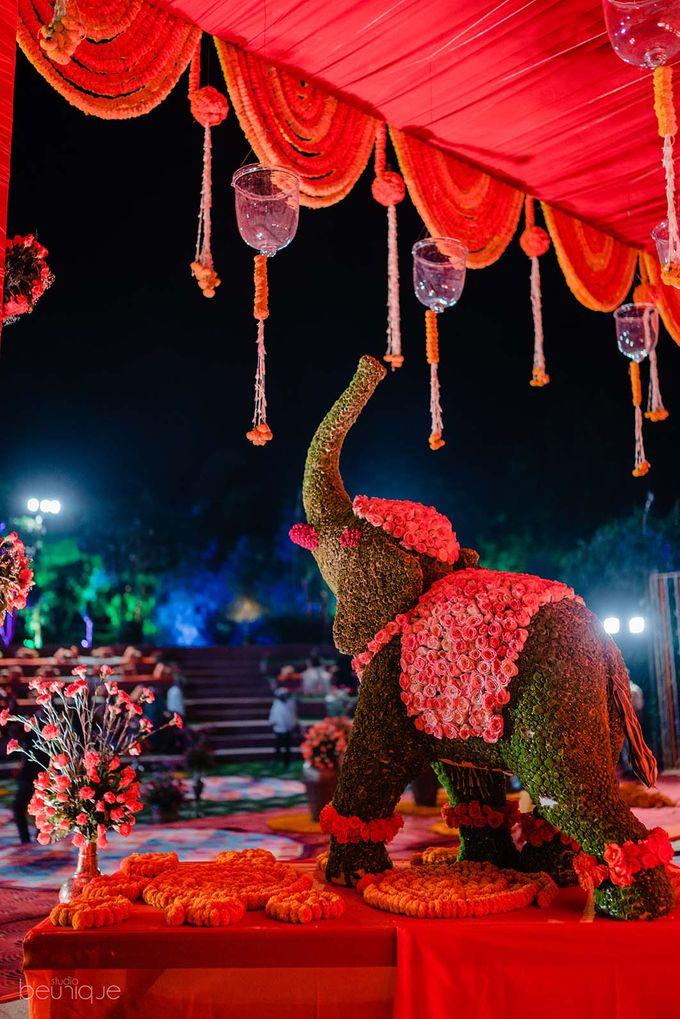 NIDHI WeDDING by Nuptials by Priyanka Pandey - 004
