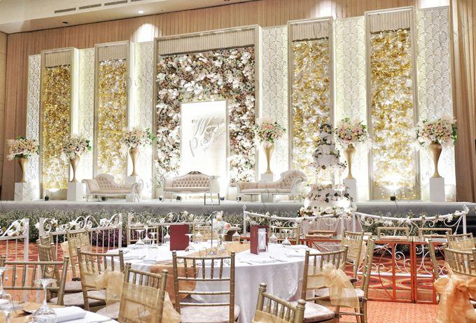 Ritz Carlton Pacific Place, 3 Aug '19 by Pisilia Wedding Decoration - 007