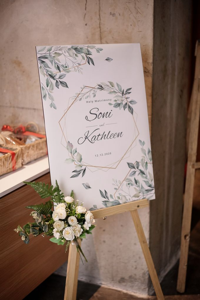 THE WEDDING OF S & K by GLORIOSA DECORATION - 018