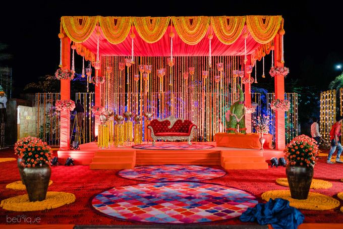 NIDHI WeDDING by Nuptials by Priyanka Pandey - 006