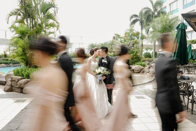 Wedding Day of Daniel & Jennie by Écru Pictures - 002