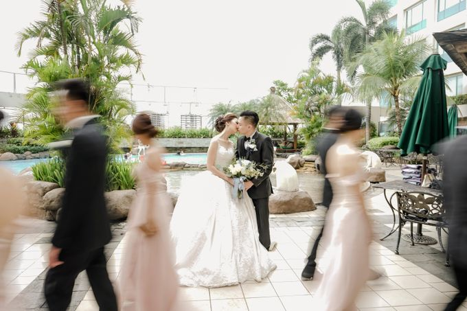 Wedding Day of Daniel & Jennie by Écru Pictures - 001