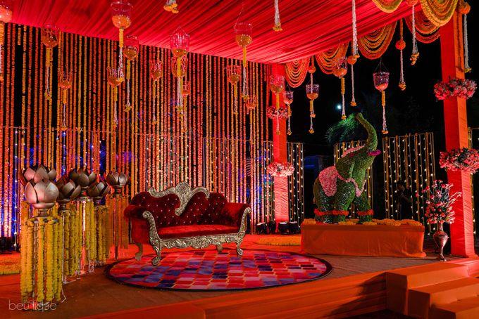 NIDHI WeDDING by Nuptials by Priyanka Pandey - 007