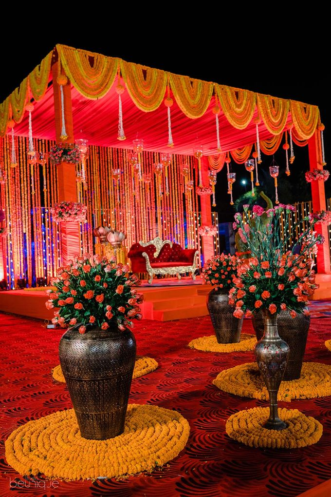 NIDHI WeDDING by Nuptials by Priyanka Pandey - 008