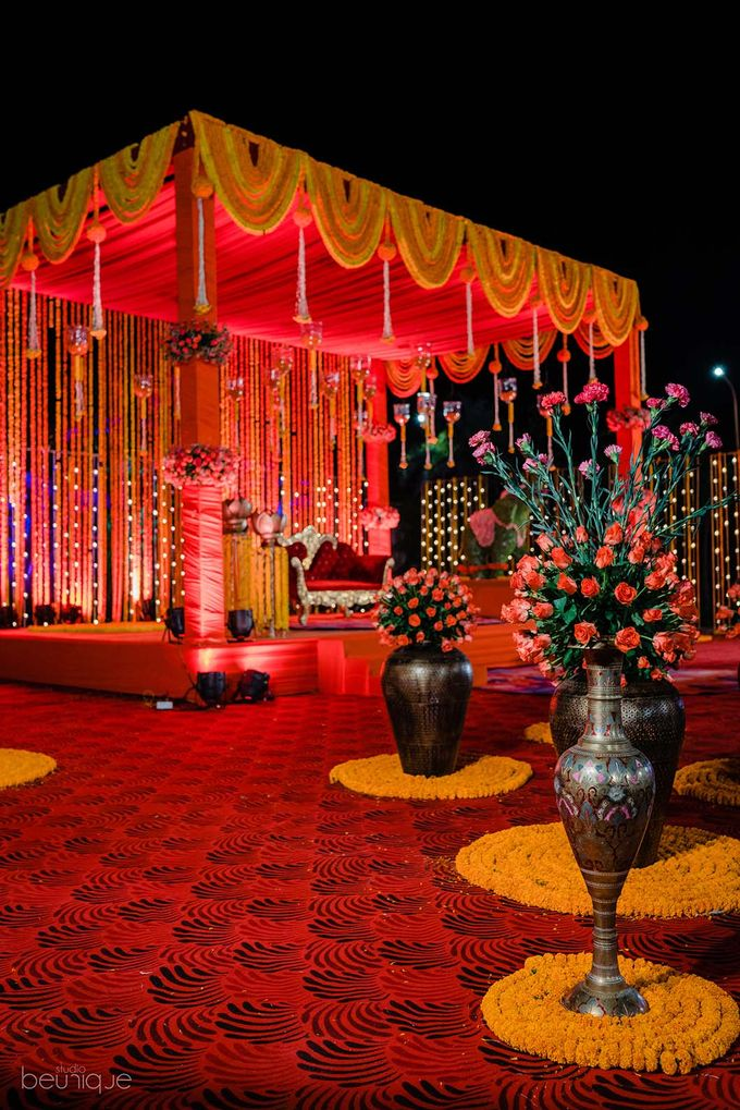 NIDHI WeDDING by Nuptials by Priyanka Pandey - 009
