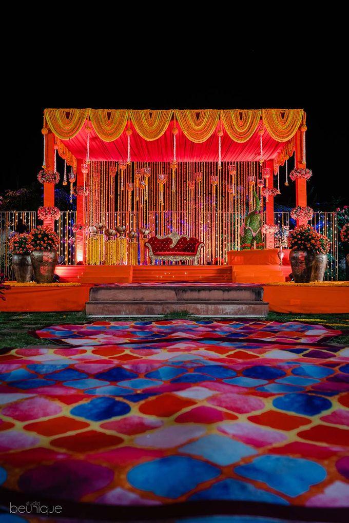 NIDHI WeDDING by Nuptials by Priyanka Pandey - 011