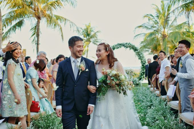 Dicky & Chelsea Wedding Day by Vivi Valencia - 042