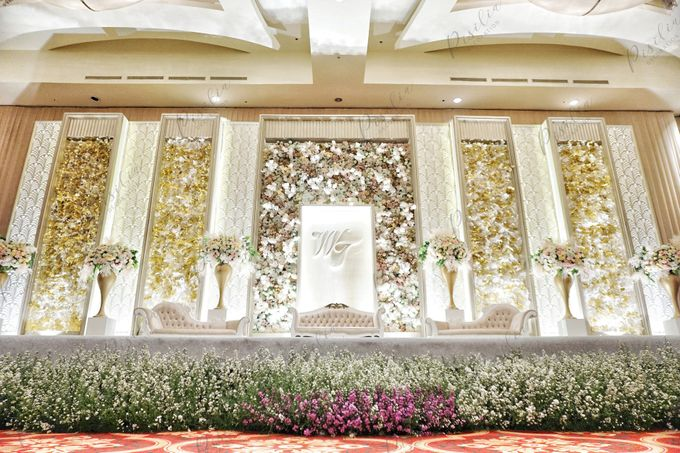 Ritz Carlton Pacific Place, 3 Aug '19 by Pisilia Wedding Decoration - 002