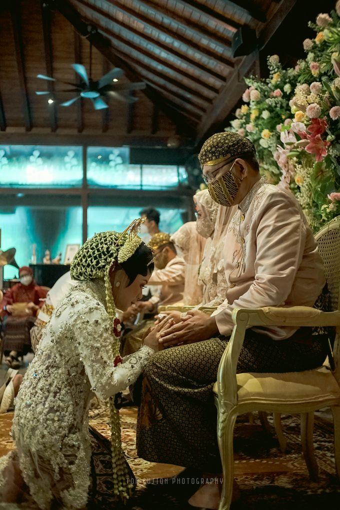 Plataran Dharmawangsa by Top Fusion Wedding - 004