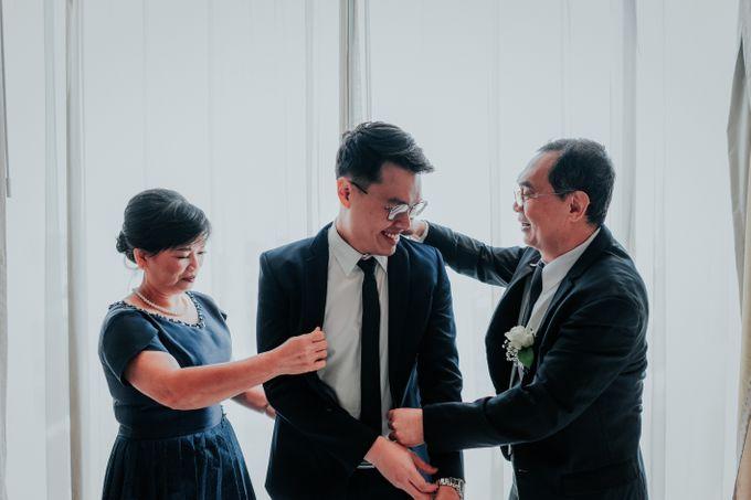 The Wedding of Vincent & Jovia by Memoira Studio - 008