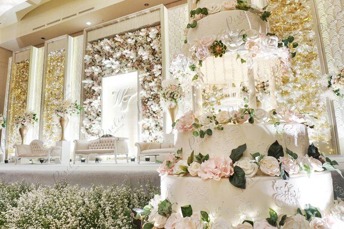 Ritz Carlton Pacific Place, 3 Aug '19 by Pisilia Wedding Decoration - 009