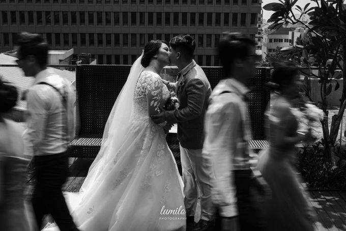 Wedding of Edo & Heidy by Lumilo Photography - 009