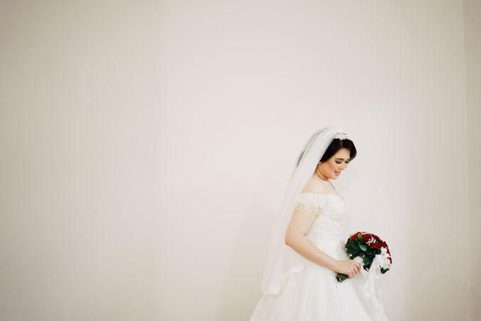 Wedding Of Agus & Henny by AS2 Wedding Organizer - 003
