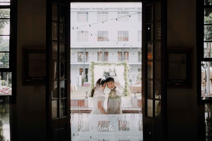 Wedding of Edo & Heidy by Lumilo Photography - 011