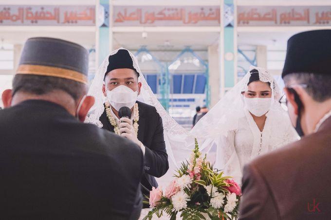 Akad Nikah Nesya & Indra by UK International Jakarta - 014