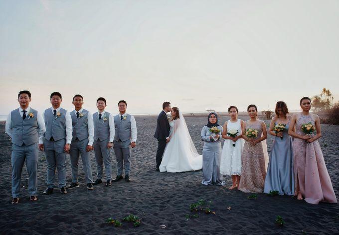 Dicky & Chelsea Wedding Day by Vivi Valencia - 046