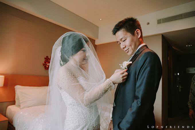 Bobby & Fany wedding by lop - 012