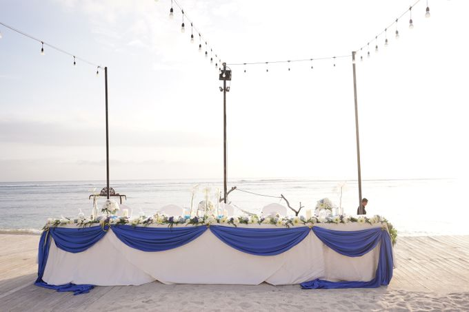 All In Wedding Package By Aston Sunset Beach Resort Gili