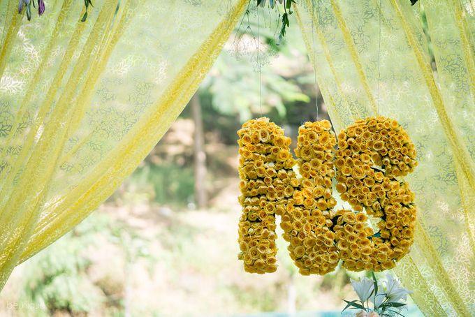 Udaipur- Nidhi Haldi by Nuptials by Priyanka Pandey - 008