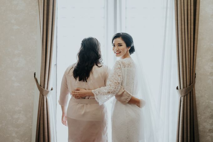 The Wedding of Budi & Rachel by Memoira Studio - 005