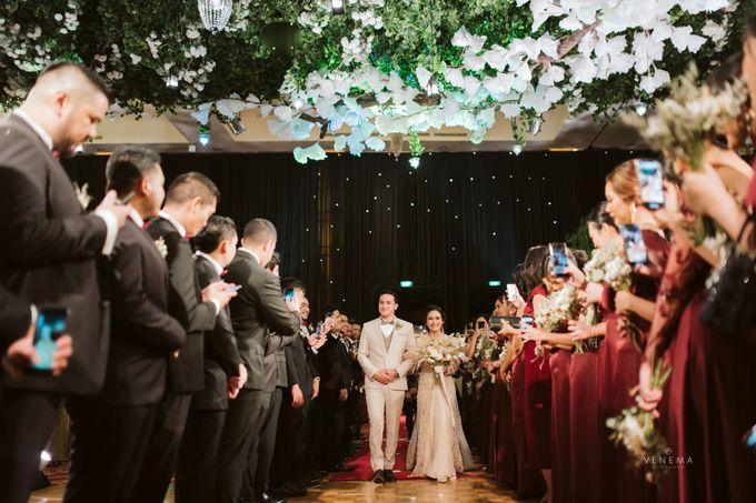 Arman & Alya Traditional Wedding Day by Stupa Caspea Event Decoration - 020