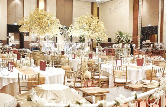 Ritz Carlton Pacific Place, 3 Aug '19 by Pisilia Wedding Decoration - 001