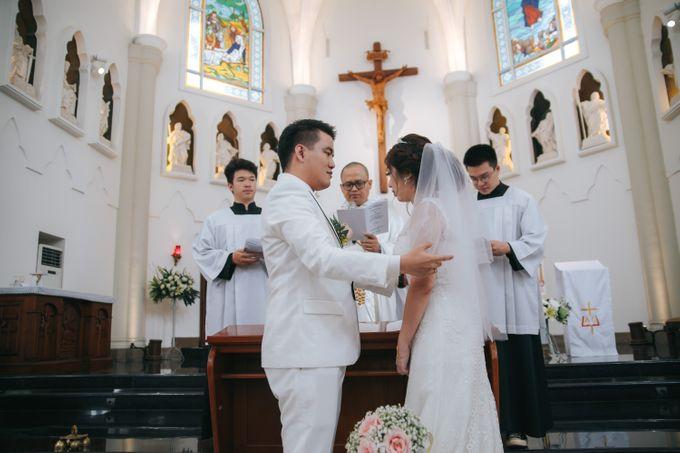 Pemberkatan Oswald & Angel at Gereja Santo Laurensius by GoFotoVideo - 034